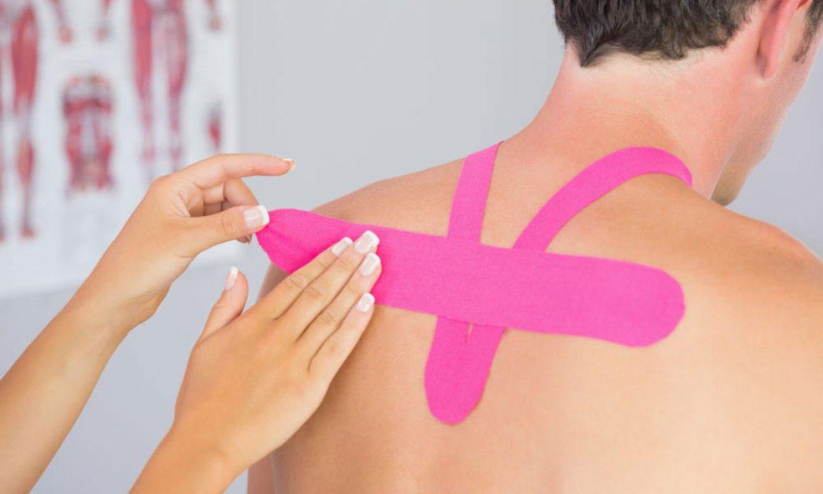 Förbättrad rygghållning med kinesiotape
